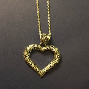 """Jewelry - 2/$28 Sterling Silver Necklace & Pendant 20"""""""